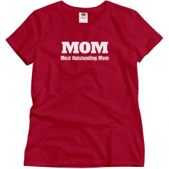 Most Outstanding Mom