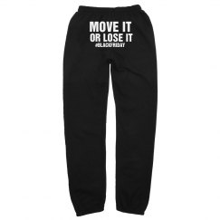 Move It Or Lose It Sweats