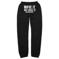 Move It Or Lose It Sweats