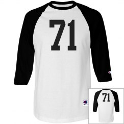 Sports number 71