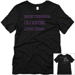 Fighting Lupus Tshirt