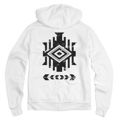 Aztec Textured Design