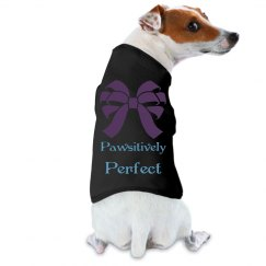 Pawsitively Perfect bow