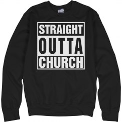 Straight Outta Church Girl