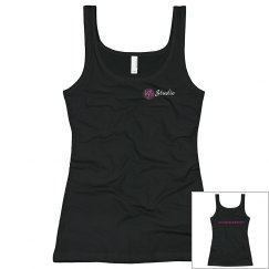VFit Fitted Tank - Solid Colors