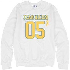 Team Ailish Sweatshirt