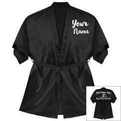 Competition Costume Cover Robe