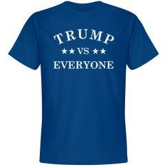 Donald Trump Vs Everyone
