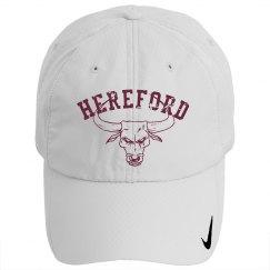 Hereford Hat white