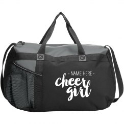 Customizable Cheer Bags