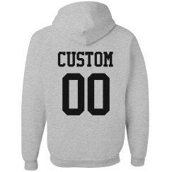 Custom Jersey Name/Number Sport Fan