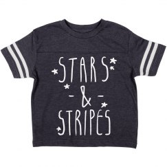 Stars & Stripes Toddler Tee