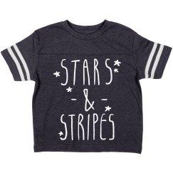 Stars & Stripes Toddler Tee