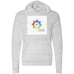 Mid-weight Unisex Hoodie Logo Only