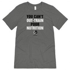 Unisex Cotton Blend T-shirt