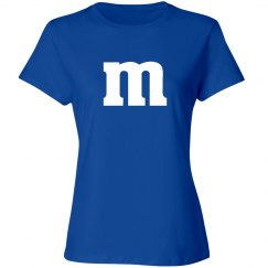 Halloween Blue Candy Shirt Costume
