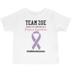 Team Zoe Toddler