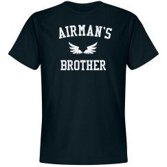 Airman's brother