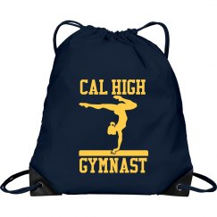 Cal High Gymnast