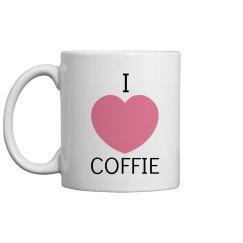 I LOVE COFFIE