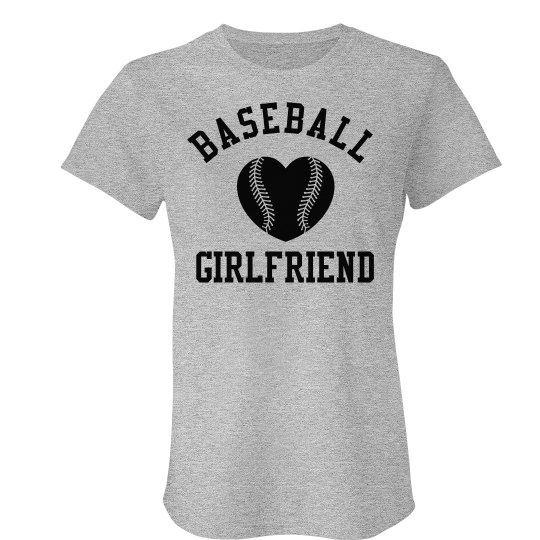 1ecc13504 Trendy Custom Baseball Girlfriend Shirts Ladies Slim Fit Favorite T-Shirt:  This Mom Means Business!
