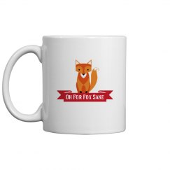 Fox cup red