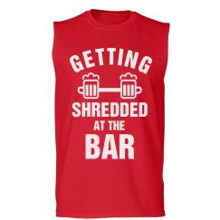 Get Shredded At The Barbell
