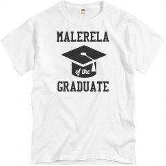I'm The Malerela Of The Graduate
