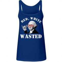 Red White Wasted