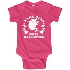 First Halloween Baby Girl