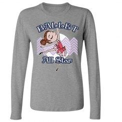 Ballet All Star Girl