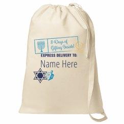 8 Days Of Giving Hanukkah Bag
