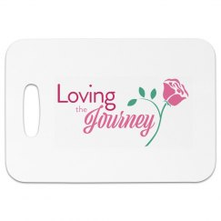Loving The Journey Luggage Tag