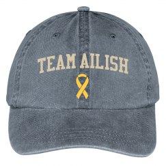 Team Ailish Ball Cap