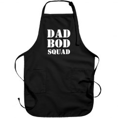 Dad Bod Gift Apron For Fathers