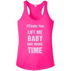 Lift me Baby