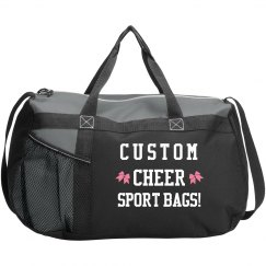 Design a Custom Cheer Bag!