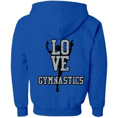love,gymnastics,sweater