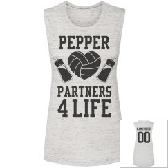 Pepper Partners Volleyball