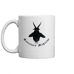 Baphomet coffee mug