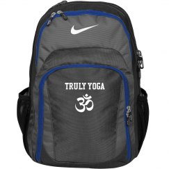 Truly Yoga Nike Om Backpack (Anthracite/Black)