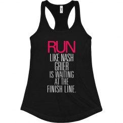Run like Nash Grier