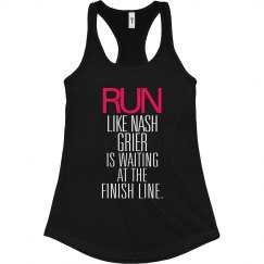 Run like Nash Grier