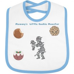 Mummy's Little Cookie Monster