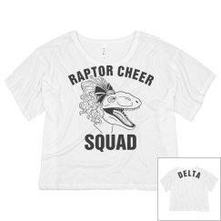Raptor Cheer Squad 2