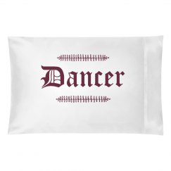 Dancer Reindeer Text