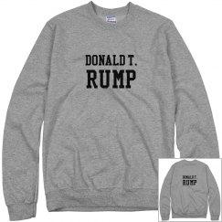 T Rump, Sweatshirt