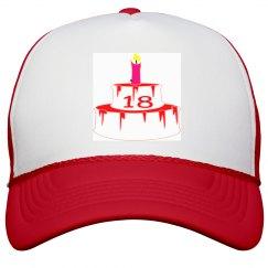18 Peak Cap