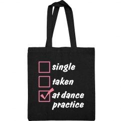 Dance Practice Dance Bag