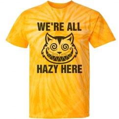 Crazy Hazy Cat